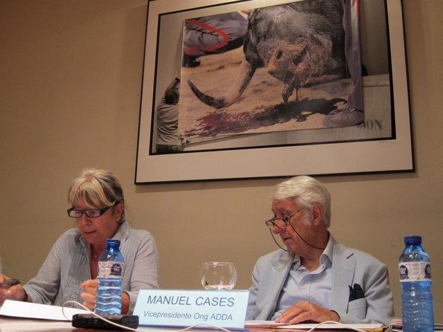 La ONG Adda Presenta Una Encuesta Sobre Afición Taurina