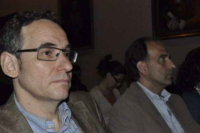José Ignacio Calvo Y Juan Carlos Lozano, Expertos En La Obra De Goya.
