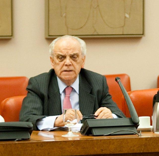 Manuel Núñez, presidente del Tribunal de Cuentas