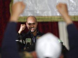 Saif al Islam quiere celebrar elecciones en Libia