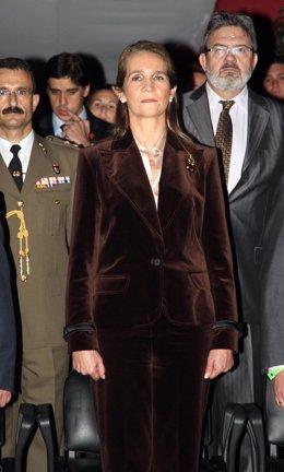 La Infanta Elena