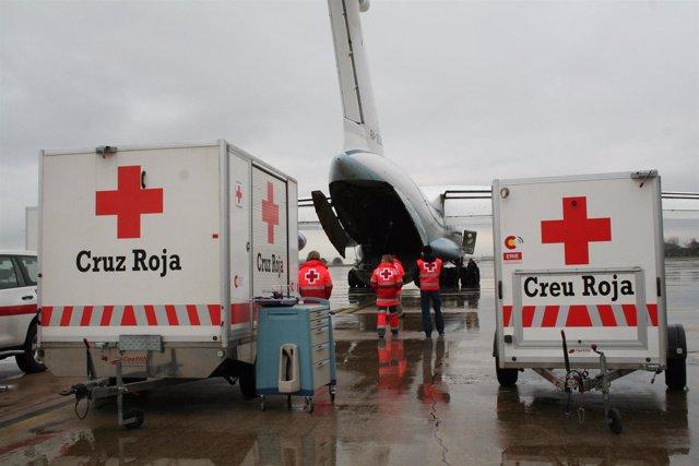 Ayuda Cruz Roja