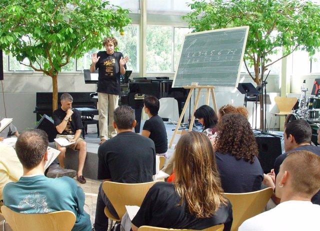 Seminario Jazz En El Palau De La Música
