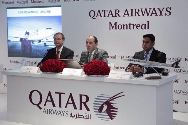 Akbar Al Baker, Consejero Delegado De Qatar Airways