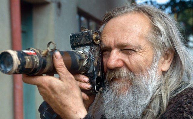 El Fotógrafo Miroslav Tichý