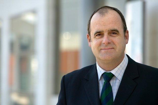 Joseba Egibar, portavoz del Parlamento Vasco