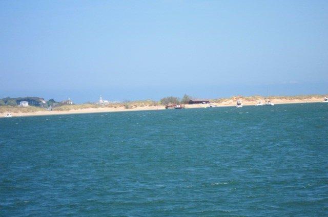 Playa El Puntal, Santander