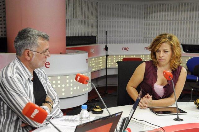 Entrevista De Elena Valenciano En La RNE