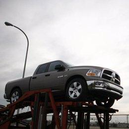 Coche americano Chrysler