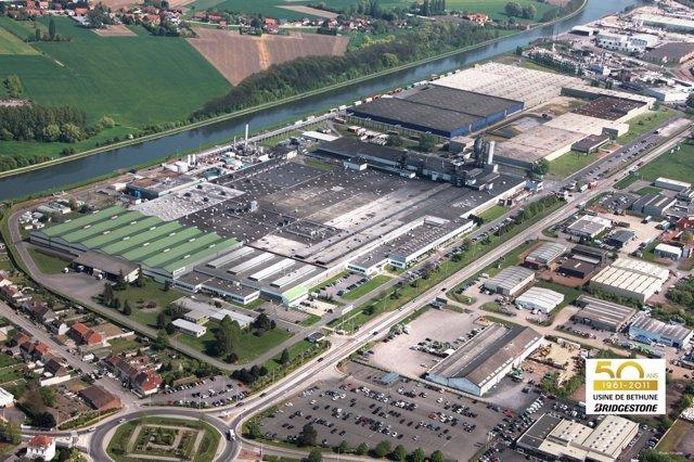 Planta De Bridgestone En Francia