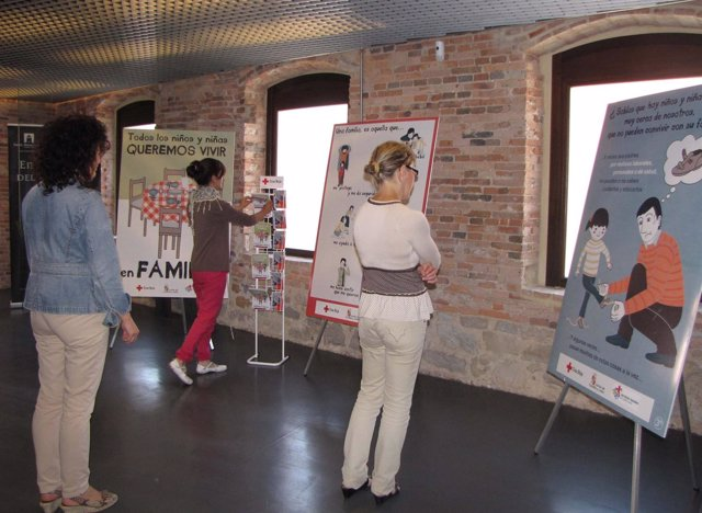Exposición De Cruz Roja Sobre El Programa De Acogimiento Familiar