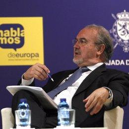 Pedro Solbes, ex ministro de Economía