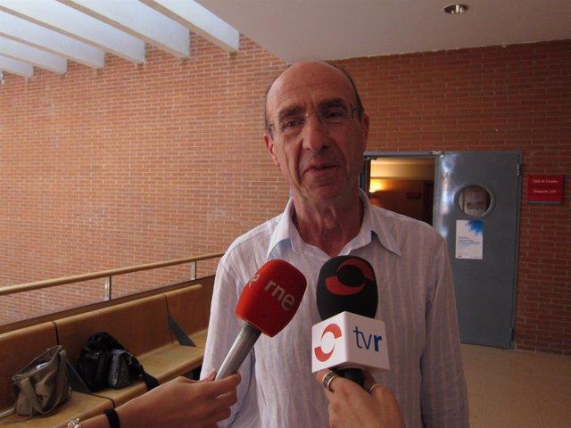 Vicente Donoso Donoso, Catedrático De Economía Aplicada De La UCM