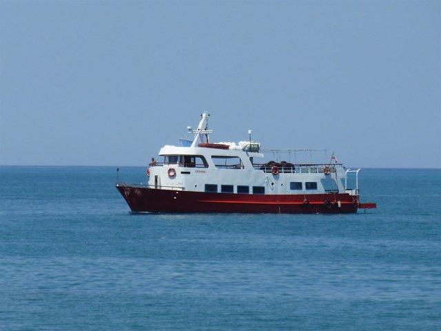 "El ""Gernika"", Miembro De La Segunda Flotilla De La Libertad"