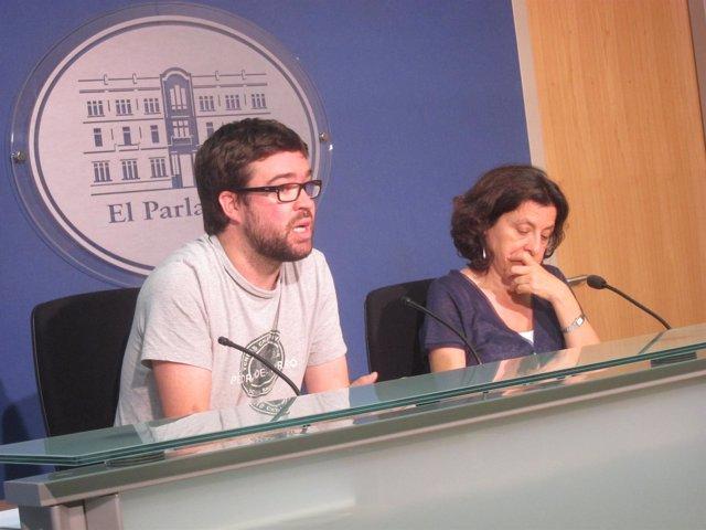 Fina Santiago Y Antoni Noguera