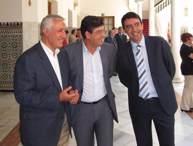 Arenas, Valderas Y Jiménez