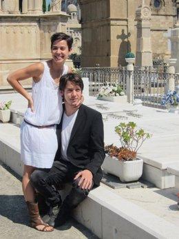 Actores De La Obra 'Julieta Y Romeo' En Barcelona