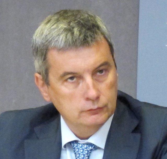 El Secretario Autonómico De Cultura Y Deporte, Rafael Ripoll