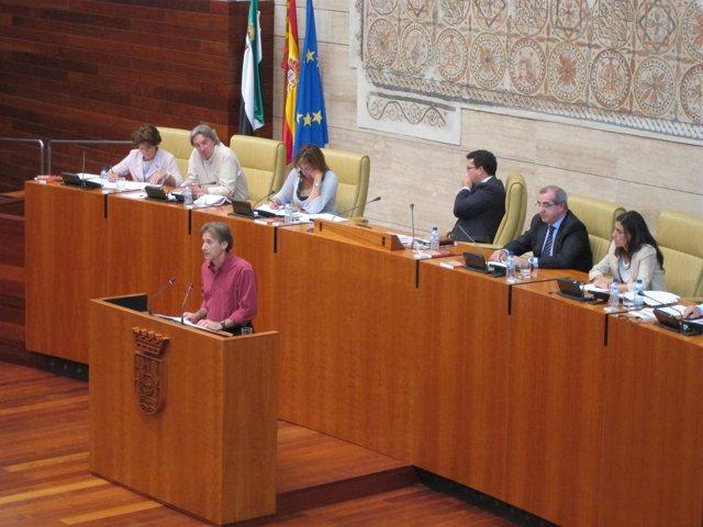 Pedro Escobar En La Asamblea