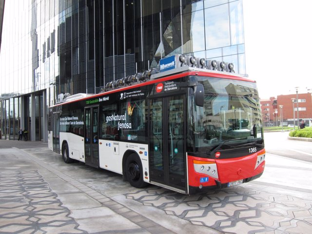 Autobus de Barcelona