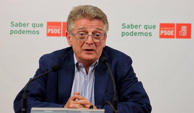 González Cabaña En Rueda De Prensa