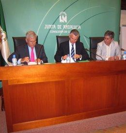 Cultura Firma Un Acuerdo Con La Fundación Germán Sánchez Ruipérez