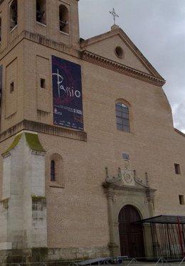 Sede De 'Passio' En Medina Del Campo.