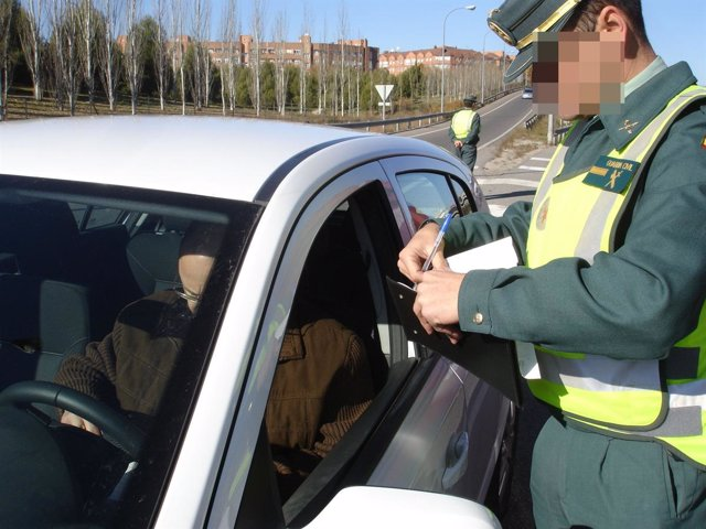Multa Guardia Civil