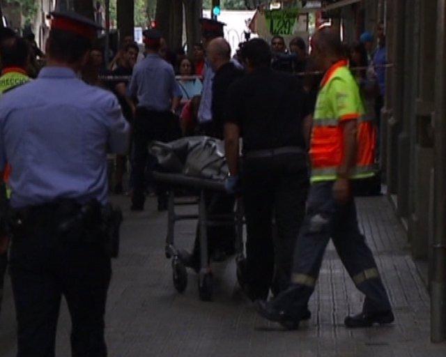 Nuevo caso de violencia de género en Barcelona