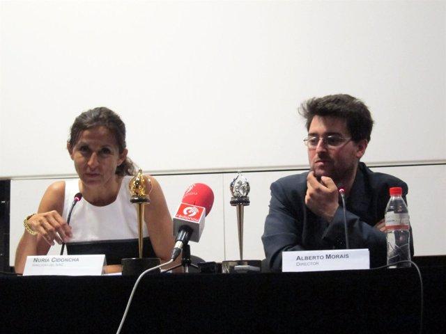 Nuria Cidoncha Y Alberto Morais