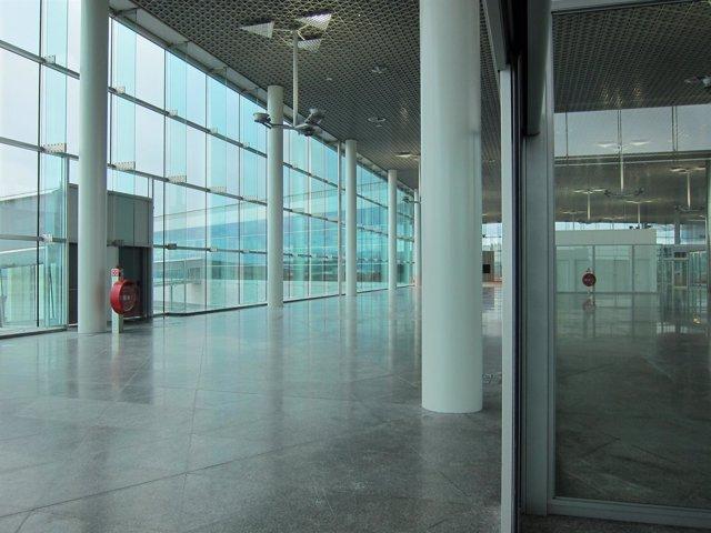 Nueva Terminal De Lavacolla Aeropuerto De Santiago
