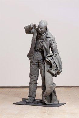 Escultura De Juan Muñoz