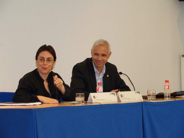 Pilar Quirós Y José Luis González