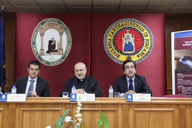 Daniel García, Antonio Alcaraz Y Francisco De La Torre
