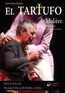 Viento Sur Teatro Vuelve A La Buhaira Con El Tartufo