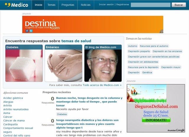 Nueva Web Medico.Com