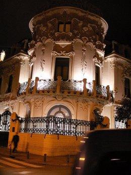 Palacio Longoria, Sede De La SGAE