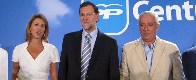 Rajoy En La Convención Municipal Del PP