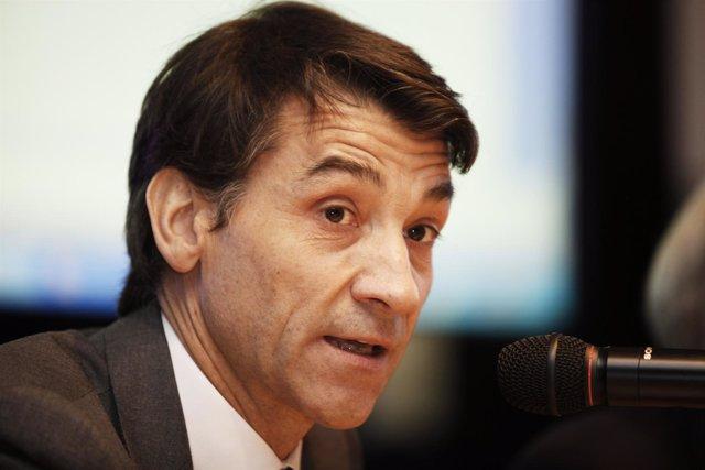 El consejero delegado de Ficosa, Xavier Pujol