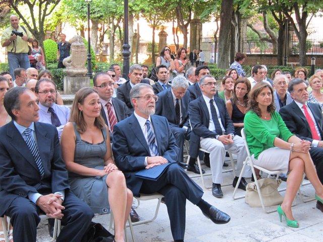 La Secretaria De Estado De Empleo En Valladolid