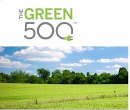 Web Lista The Green 500