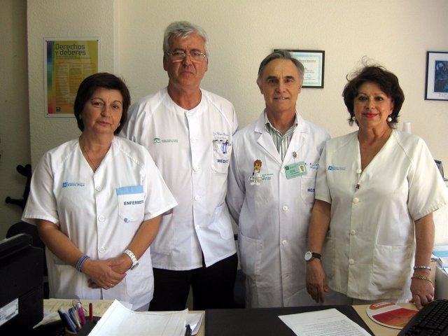 Unidad De Hipertensión Y Riesgo Vascular Del Hospital Regional De Málaga