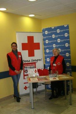 Cruz Roja Y USP San Camilo Se Unen Para Fomentar La Donación