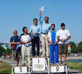 Vela.- Echávarri y Rodríguez, oro en Star del Europeo de Helsinki