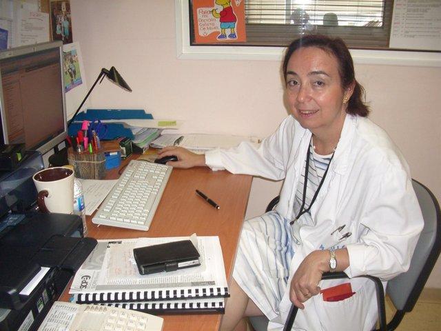 La Doctora Ana Cañete