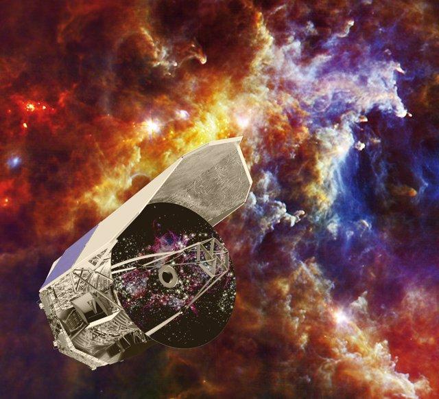 Telescopio Espacial Herschel