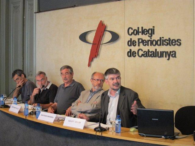Presentación Informe Del Caps Sobre Presupuesto Sanitario Catalán