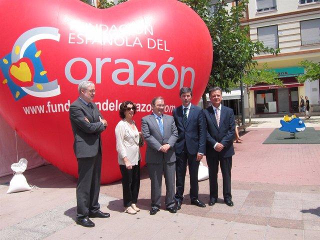 Luis Rosado Presenta La Semana Del Corazón En Castellón