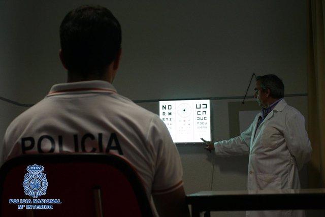 Pruebas Médicas Para Oposición A Policía Nacional
