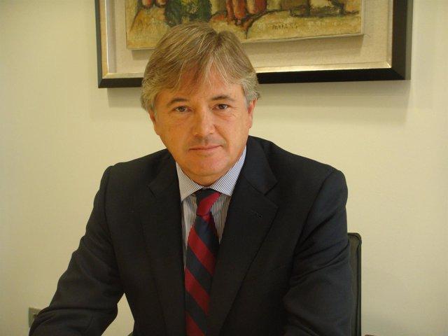 El Director De La Territorial Sur De Banco Sabadell, Juan Krauel